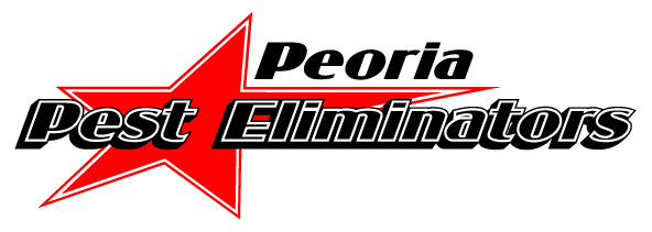 peoria pest eliminators logo